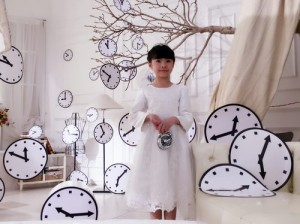 高阿鑫《我想调慢钟表》:让爱慢慢流淌
